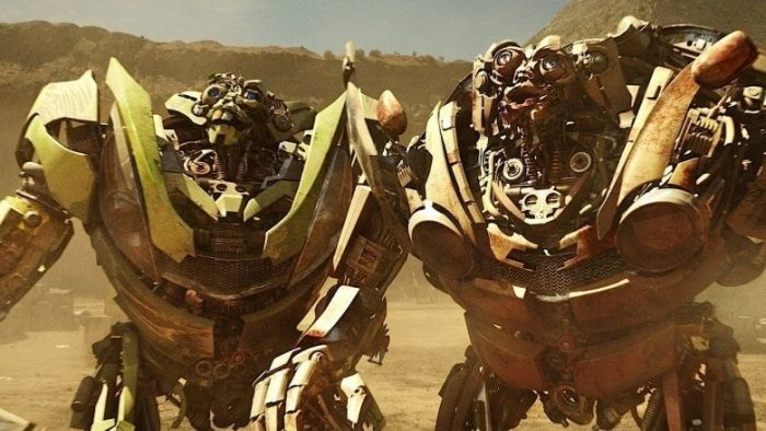 Transformers: A Vingança dos Derrotados - Skids e Mudflap
