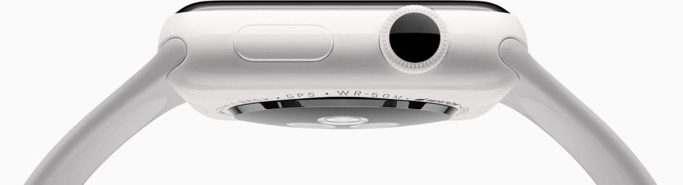 Apple Watch Edition branco