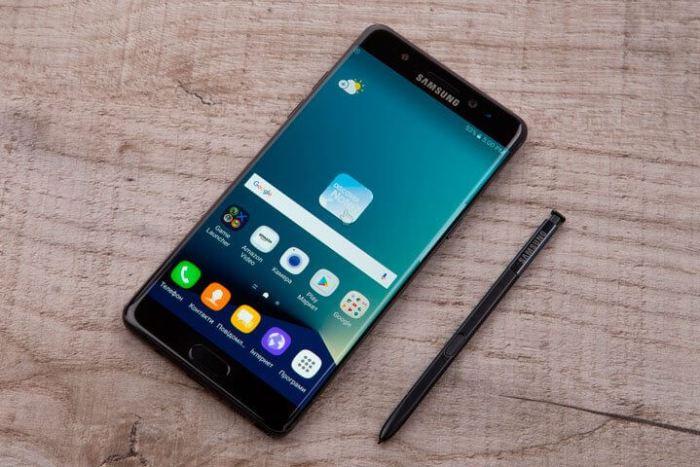 Galaxy Note7 começa a ser entregue aos clientes novamente