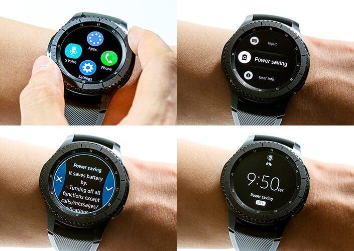 Gear S3 Segurança - Hands On: Samsung Gear S3