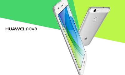 Huawei Nova Capa2 - IFA 2016: Huawei apresenta smartphones Huawei Nova e Nova Plus durante o evento