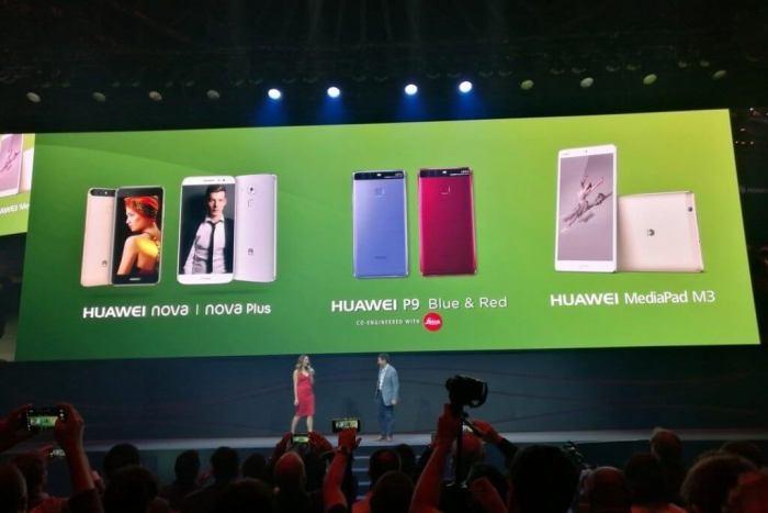 Huawei Nova P1 720x480 - IFA 2016: Huawei apresenta smartphones Huawei Nova e Nova Plus durante o evento