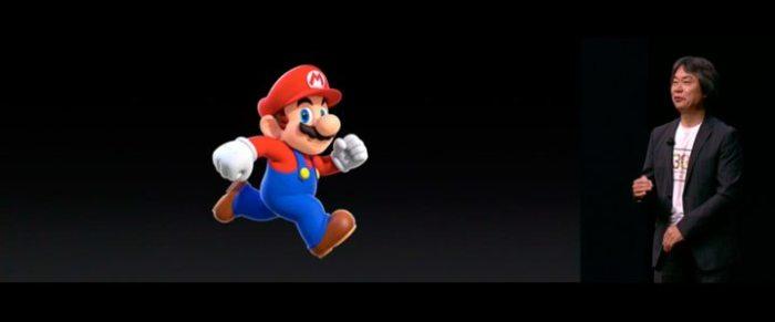 Shigeru Miyamoto apresenta Super Mario Run