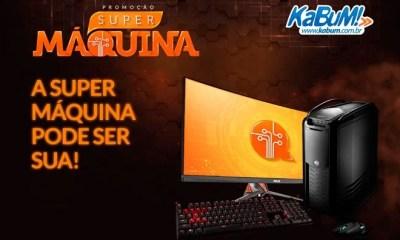 Promoção Kabum super maquina
