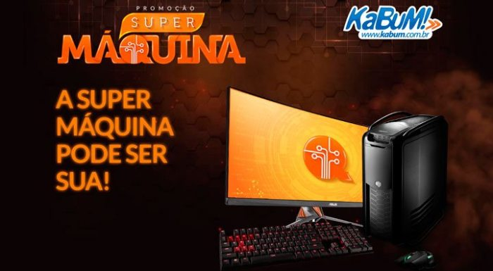 Kabum Super Máquina