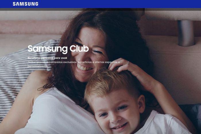 Samsung Club é o novo canal de relacionamento da empresa