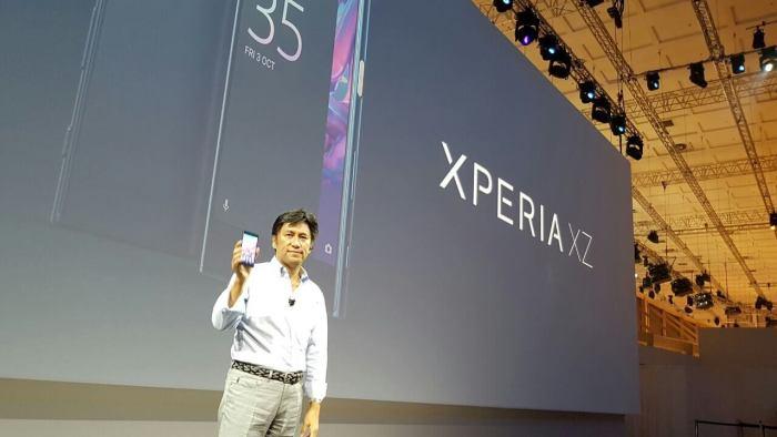 WhatsApp Image 2016 09 01 at 09.04.59 720x405 - IFA 2016: Sony surpreende com o Xperia XZ, o X Compact, um Robô Pessoal e Produtos Inteligentes