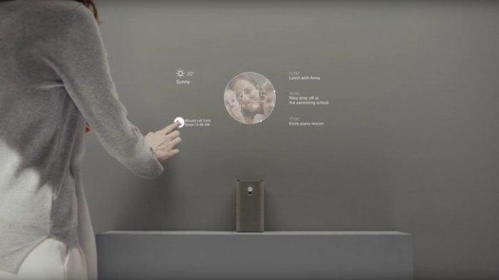 IFA 2016 - Xperia Projector