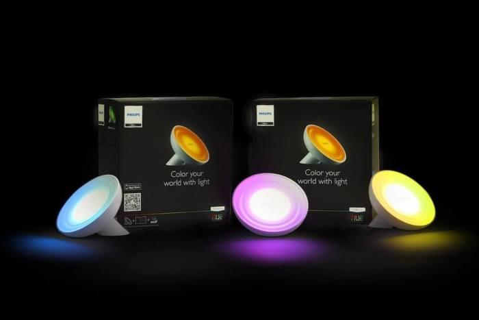 lâmpadas HUE da Philips lançadas no Brasil