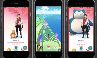 Pokémon Go: Atualização traz Parceiro Pokémon