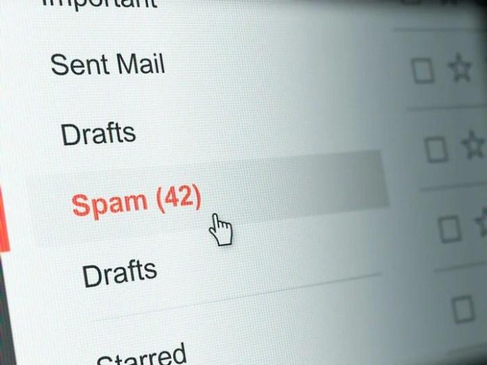 Teste se seu e-mail é considerado spam