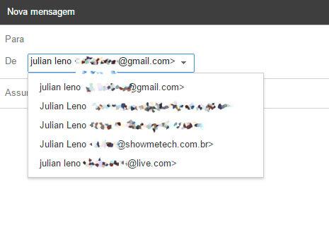 terminado como configurar seu e mail no Gmail - Tutorial: como configurar seu e-mail no Gmail