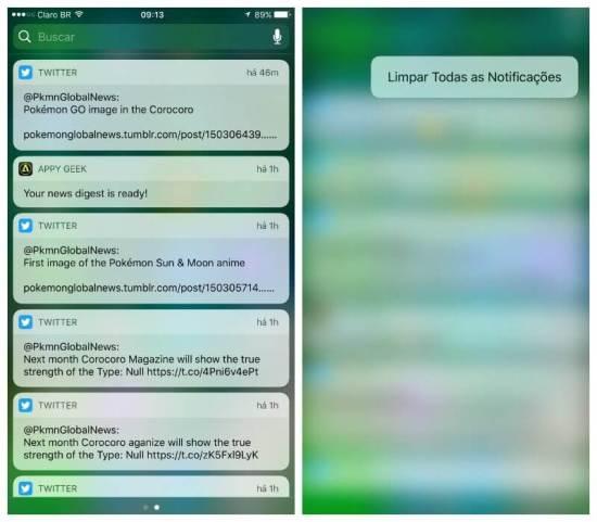 Conheça o que vem de novo no iOS 10