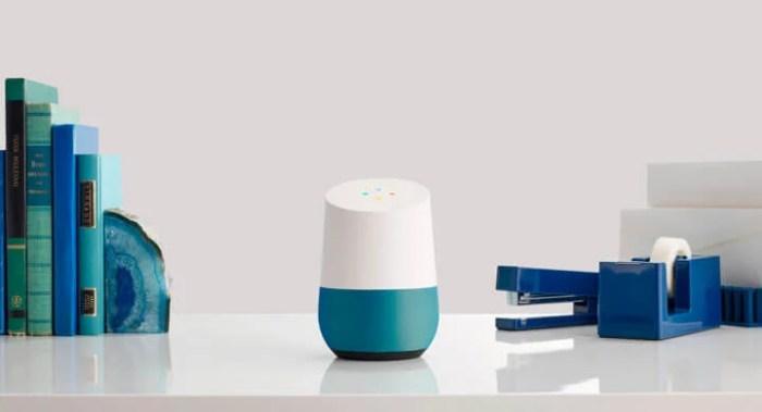 Google Home - Design do produto