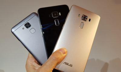 Zenfone 3 Max, Padrão e Deluxe são apenas parte das novidades de hoje.