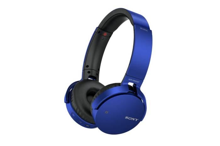 Lista Geek Headphone MDR XB650BT 720x480 - Sony dá sugestões geek para o Dia das Crianças