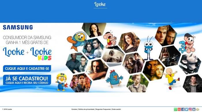 LookeKids Promo 720x400 - Dia das Crianças: Samsung oferece 1 mês de LookeKids para seus consumidores