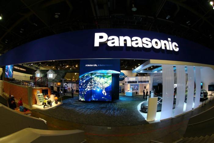 Panasonic - Display transparente