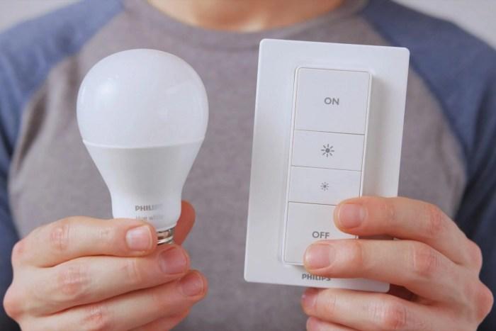 Philips Hue - O que é uma lâmpada inteligente