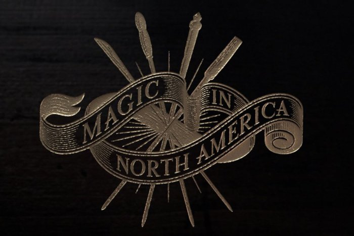 "Em ""Magic in North America ""J.K Rowling explora a historia da magia do outro lado do Atlântico"