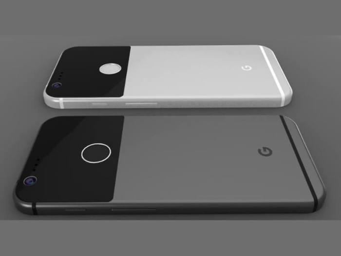 google pixel xl renders 720x540 - Comparativo: Pixel, Pixel XL, Galaxy S7 Edge, LG G5 SE, Xperia XZ e Moto Z