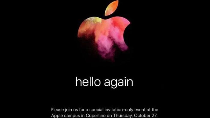 joannastern 2016 oct 19 720x405 - Apple apresentará Macs e outras novidades ainda este mês