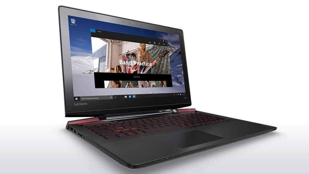 lenovo laptop ideapad y700 15 front 2 - Review: Lenovo Y700 - Quando o mercado é ouvido