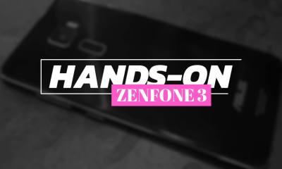 thumb - Hands-on: Zenfone 3 ZE552KL [Vídeo]