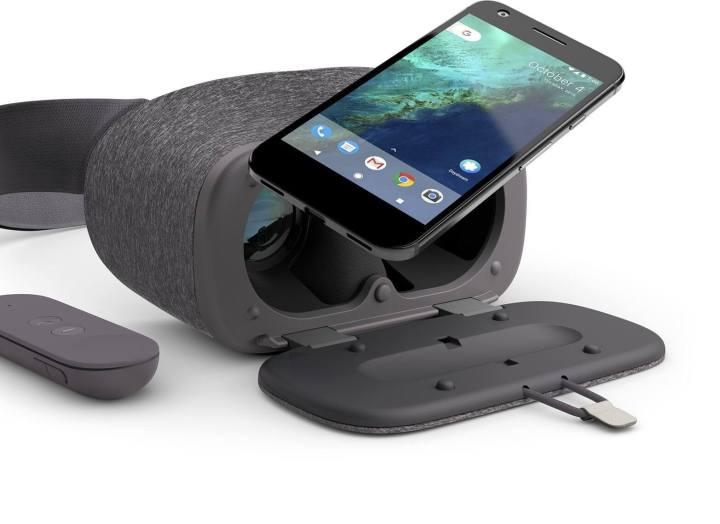 Daydeam View é o headset de realidade virtual do Google