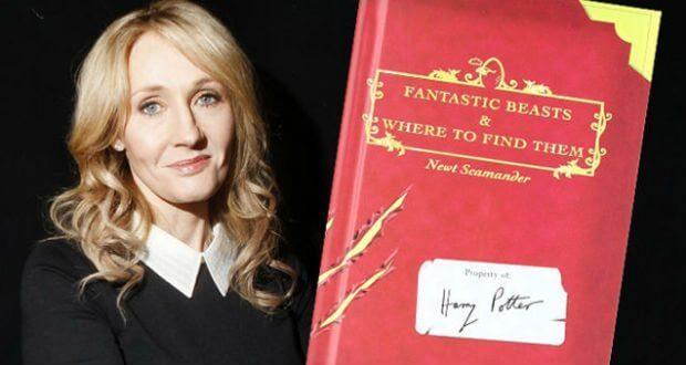 3 1 - O que sabemos de Animais Fantásticos e Onde Habitam de J. K. Rowling