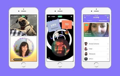 IMG 0033 - Criadores do Vine anunciam novo aplicativo Hype de transmissão ao vivo