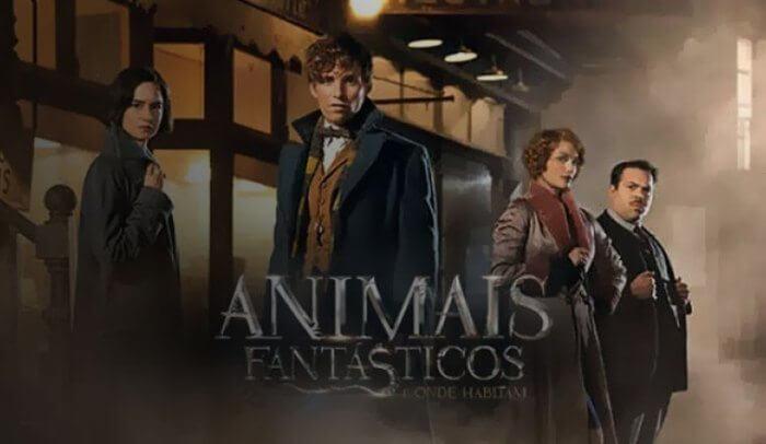 animais fantasticos - Crítica: Animais fantásticos e onde habitam de J. K. Rowling