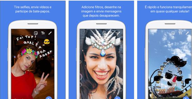 flash - Facebook anuncia Flash, concorrente do Snapchat no Brasil