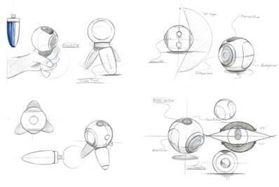 image007 - Conheça a inspiração por trás do processo de criação da Samsung Gear 360