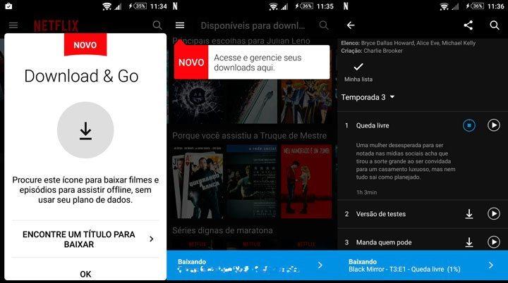 netflix offline 720x402 - Saiba como assistir Netflix offline no seu smartphone