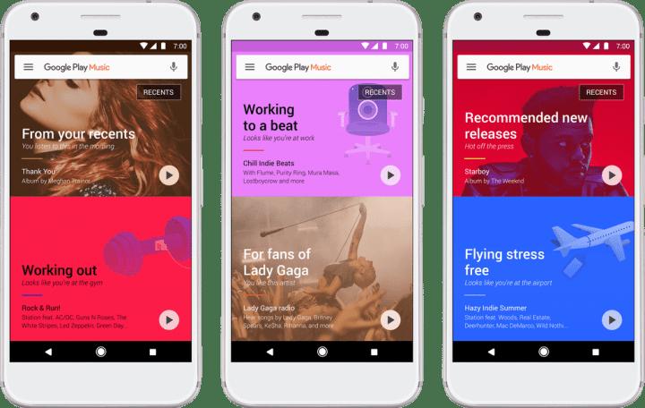 novo google play music 720x456 - Google apresenta o novo Google Play Música