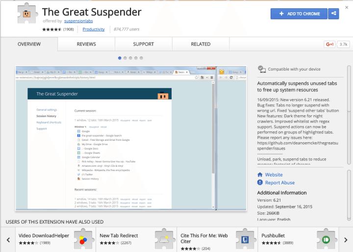 screen shot 2016 04 10 at 21 17 55 720x514 - Tutorial: 7 maneiras de deixar seu Google Chrome ainda melhor