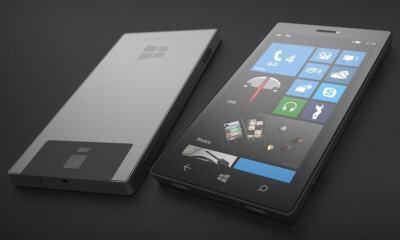 surface phone - [Rumor] Surface Phone pode trazer um processador de laptop