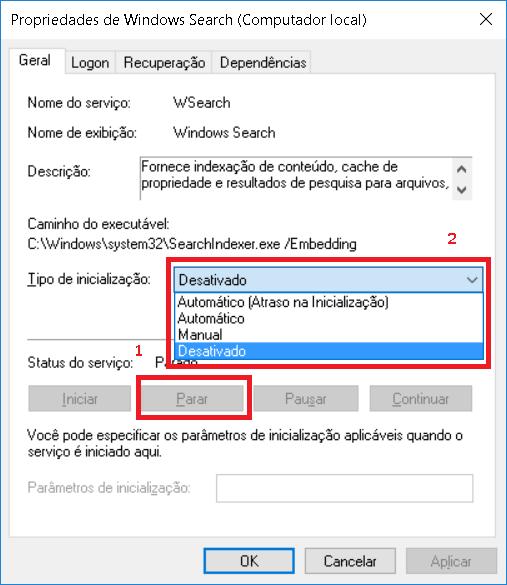 Tutorial: Disco a 100% no Windows 10? Veja como resolver 6