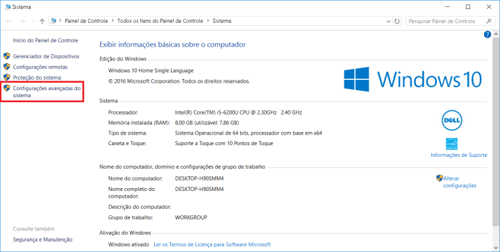 Tutorial: Disco a 100% no Windows 10? Veja como resolver 8
