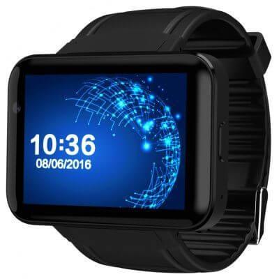 DOMINO DM98 3G - GearBest faz promoção de smartwatches para o final do ano