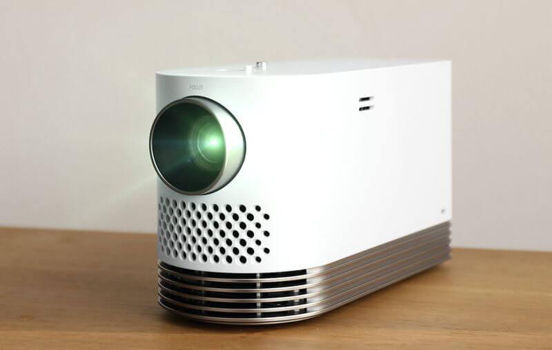 LG ProBeam 01 5B20161219160654888 5D - LG anuncia ProBeam, um projetor de 2000 lumens com WebOS