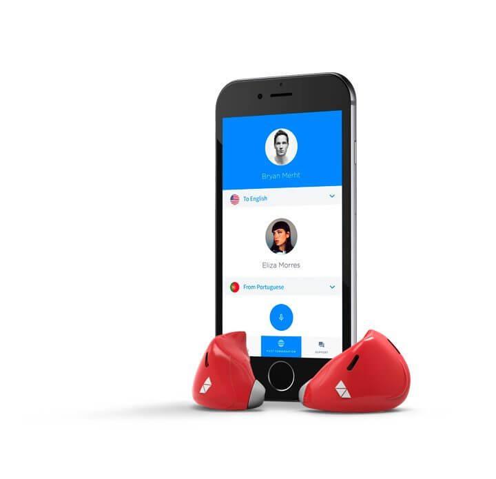 Pilot translation kit 2 720x695 - Financie isto: um fone de ouvido traduz o que você ouve