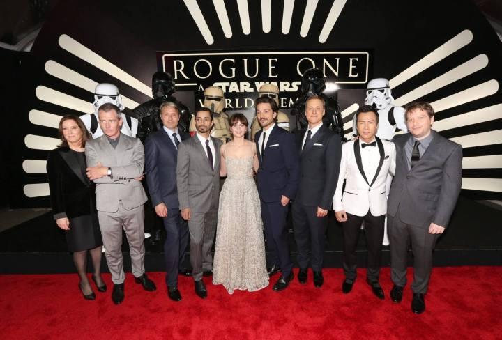 Rogue One premiere 1 720x488 - Confira a lista de indicados ao Oscar 2017