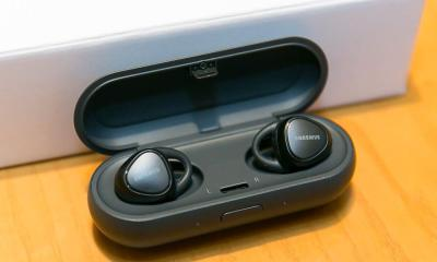 Samsung gear IconX - Review: Samsung Gear IconX