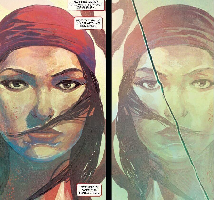 elektra1img4 e1482268232552 - Dica de HQ: Elektra #1 (Totalmente Nova Marvel) - Resenha