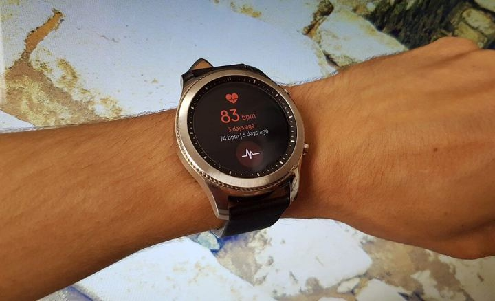 Monitor Cardíaco: automático e sempre ao pulso.
