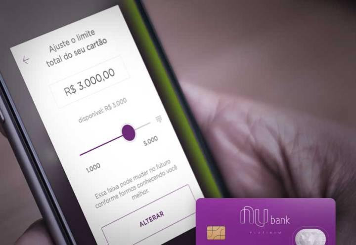 nubank e aumento de limite 720x496 - Mesmo com risco de fechar, Nubank recebe investimento milionário de empresa russa
