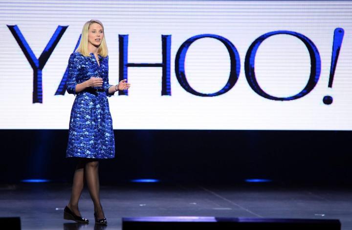 101347523 Marissa Mayer correct 720x471 - Adeus, Yahoo! Empresa muda de nome e CEO renuncia ao cargo