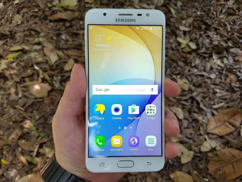 20161226 152632 - Review: Galaxy J7 Prime, um intermediário com cara premium